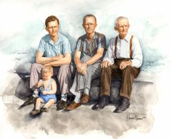 Fathers by TheLittlestNewsom