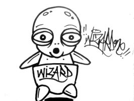 cholowiz Drawing Chucky by wizard1labels on DeviantArt