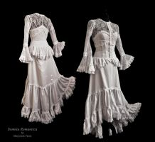 set white 2, Somnia Romantica by Marjolein Turin by SomniaRomantica