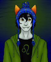 Male Nepeta Colored by j9co