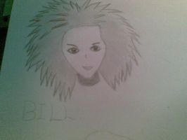 bill big hair by orcalover165