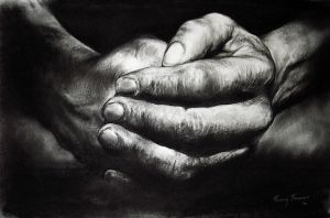 Hands by mooray