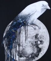 I Stole the Stars for You - Detail by LouiseMcNaught