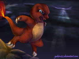 Charmander by Sugarseme