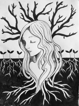 Living Roots by Lily-L