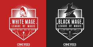 League of Magic duo now available at OtherTees by machmigo