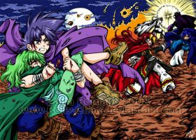 Batalla Final by Rolly-Chan