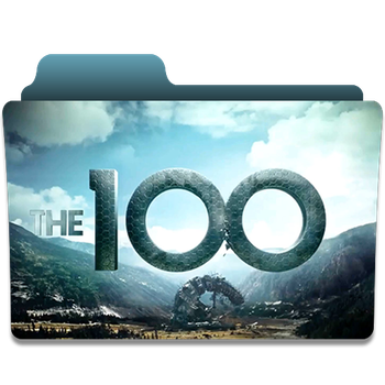 THE 100 cover by shafo3