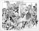JusticeLeague:RiseandFall p4-5 by mikemayhew