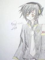 Kagene Rei ((also drawed :) )) by Shiro6397
