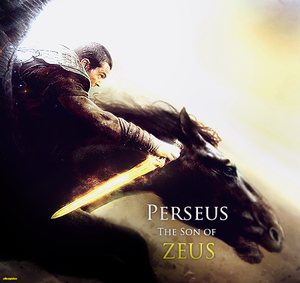 Clash of the Titans - Perseus