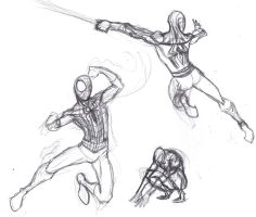 Spidey Energy Practice by ConstantM0tion