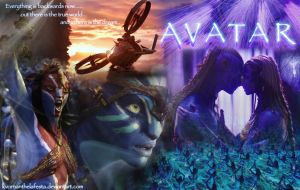 AVATAR: Out There Is the world by KvornanTheLafesta