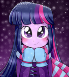 Cute Girl Twilight Sparkle by Riouku