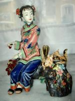 Chinese crafts-4 by allyekhrah-stock