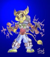 Ratchet and Clank picture by sicksake
