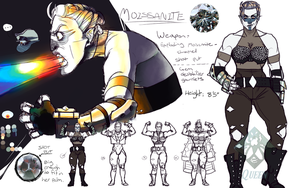Moissanite Concepts (Final) by RedDiamondVespa