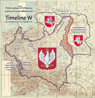 5th Alternate Map of Poland by Magnificate