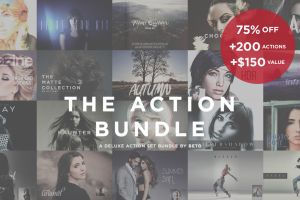 Actionbundle1-o by AzharStdio
