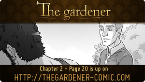 The gardener - Chapter 2 page 20 by Marc-G