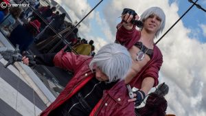 DANTE - Doubled!! by LordProtoMan