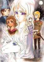 The last Unicorn by naachi