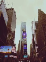 Time Square by breathinfreedom