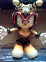 my new Charmy the bee figure by sallysonic