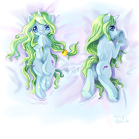Seaweed Pony by TzuLin520