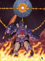 Galvatron colors done low res by BDixonarts