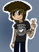 Christofer Drew by fruitycutie
