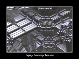happy birtthday Graham by fraterchaos