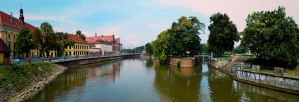 Lovely River Odra by WorldsInWorld