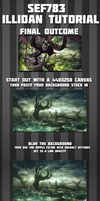 Illidan Tutorial by StraightEdgeFan783