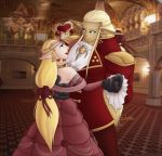 .:Ani Gift - Lover's Dance:. by Lady-Zelda-of-Hyrule