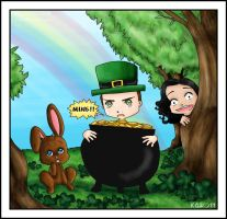 NCIS - St. paddy day..... Mine by ryuuri