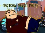 The Magical Truck Fairy by I-SET