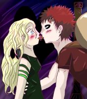 gaara cookie love by Chibi-C