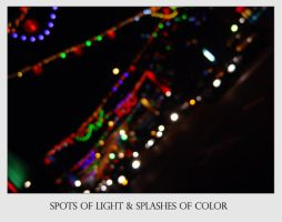Spots of light... by MarcWasHere