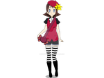 Trainersona: Kalos Adventures (6th Gen) by SoftyHeart001
