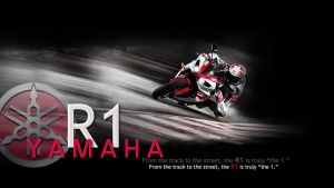 YAMAHA R1 WALLPAPER 2012 by Gabriel-3x