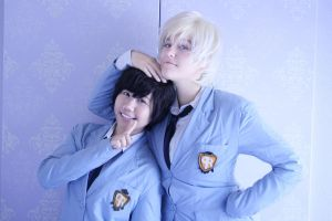 Ouran Cosplay | Maybe You're My Love by CosplayInABox