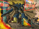 CR STAGE 1 MICHAEL BAY'S EXPLOSION by gepenkusil