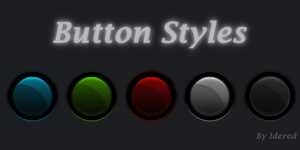 Button Styles by Idered