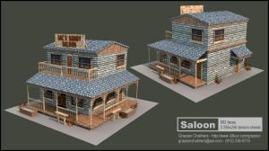 Saloon by grayson