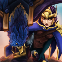 quinn and valor by benjaymine