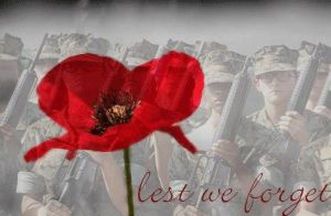 Lest we Forget by gethro92