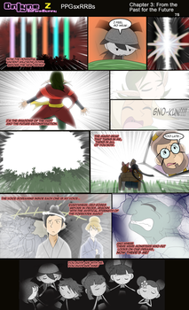 Onlyne Z Chap.3-From the Past for the Future 75 by BiPinkBunny