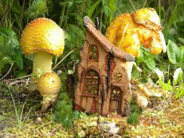 Forest Dweller Houses by ForestDwellerHouses