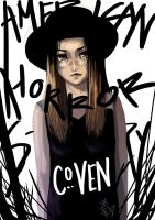 AHSCoven: Zoe by jedwithcereal
